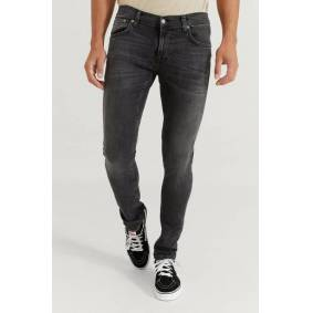 Nudie Jeans Jeans Tight Terry Fade To Grey Grå  Male Grå