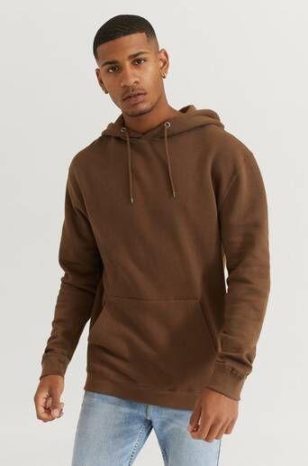 Studio Total Hoodie Favourite Hoodie Brun  Male Brun
