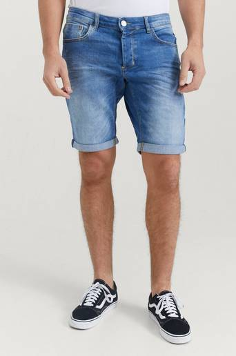 GABBA Klær Shorts Jeansshorts Male Blå