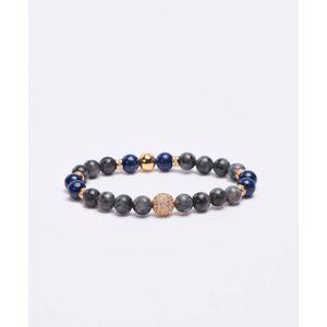 Von Lukacs Accessories Smykker Armbånd Male Blå