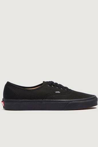 Vans Sneakers Authentic Svart  Male Svart