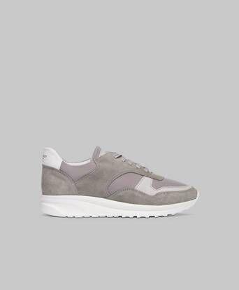 Jim Rickey Sneakers Race Grå