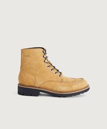 Vagabond Sko Boots og støvler Boots og støvler med snøring Male Gul