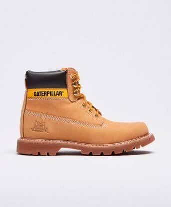 Caterpillar Sko Boots og støvler Boots og støvler med snøring Male Brun