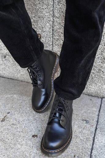 Dr Martens Støvler 101 Ys Svart  Male Svart