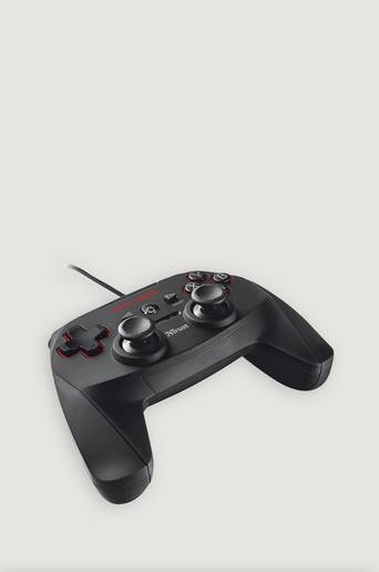 Trust Gxt 540 Wired Gamepad Pc/ps3  Male