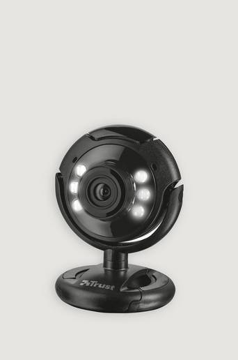 Trust Webkamera 1.3mpixel Spotlight  Male