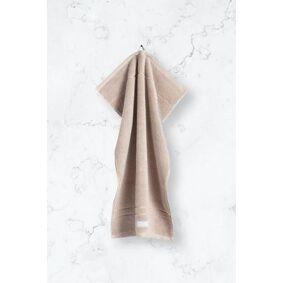 Gant Håndkle Organic Premium 50x70 Cm Natur  Male Natur