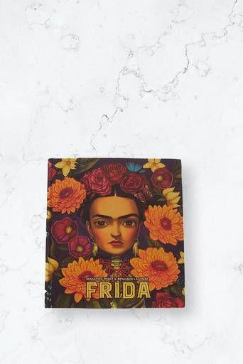 Dokument Press Bok Frida Khalo Brun  Male Brun