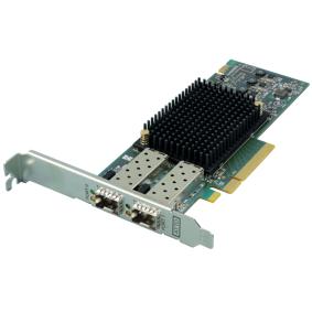 ATTO 16gb Fc 2ch. Pcie X8 Gen3.0 Optical 2x 16gb Fiber Pcie Inkludert Sfp