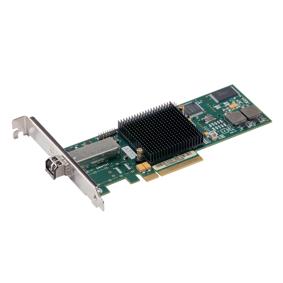 ATTO 8gb Fc 1ch. Pcie X8 Gen2.0 Optical 1x 8gb Fiber Pcie Inkludert Sfp