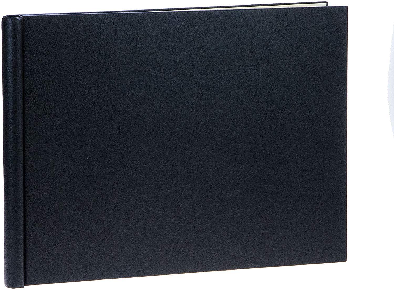 PermaJet Snapshut Folio Black Landscape A4 15mm