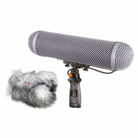 Rycote Full Windshield 4 Kit Medium For Sennheiser Mkh 416 And Schoeps Cmit