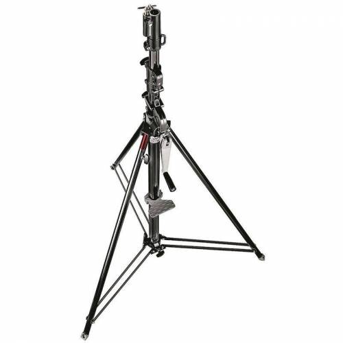 Manfrotto 087nwb Wind-Up Lysstat...