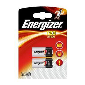 Energizer Lithium Photo 123 2pk