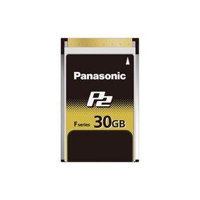Panasonic P2 Card F-Series 30 Gb 30gb Minnekort