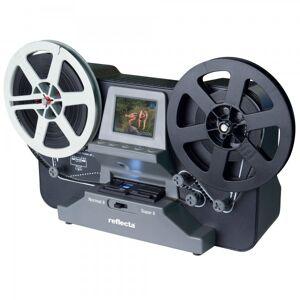 Reflecta Super 8 Normal 8 filmscanner Braun NovoScan