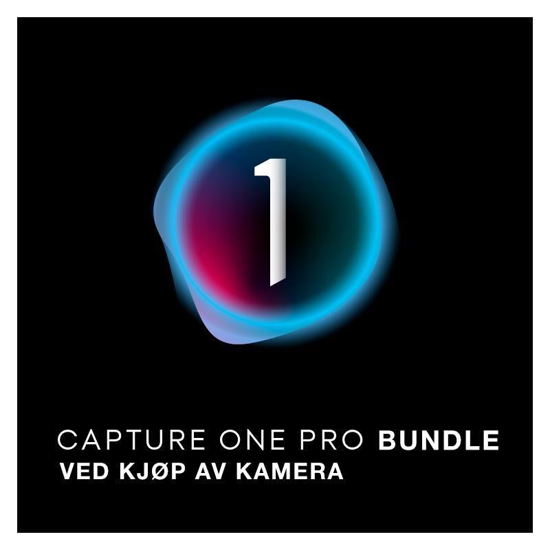 Capture One Pro 21 Bundle Fysisk Lisensnøkkel For Alle Kamera