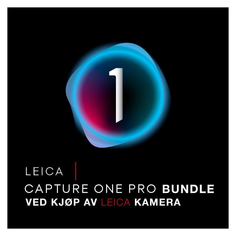 Capture One Pro 21 Bundle For Leica