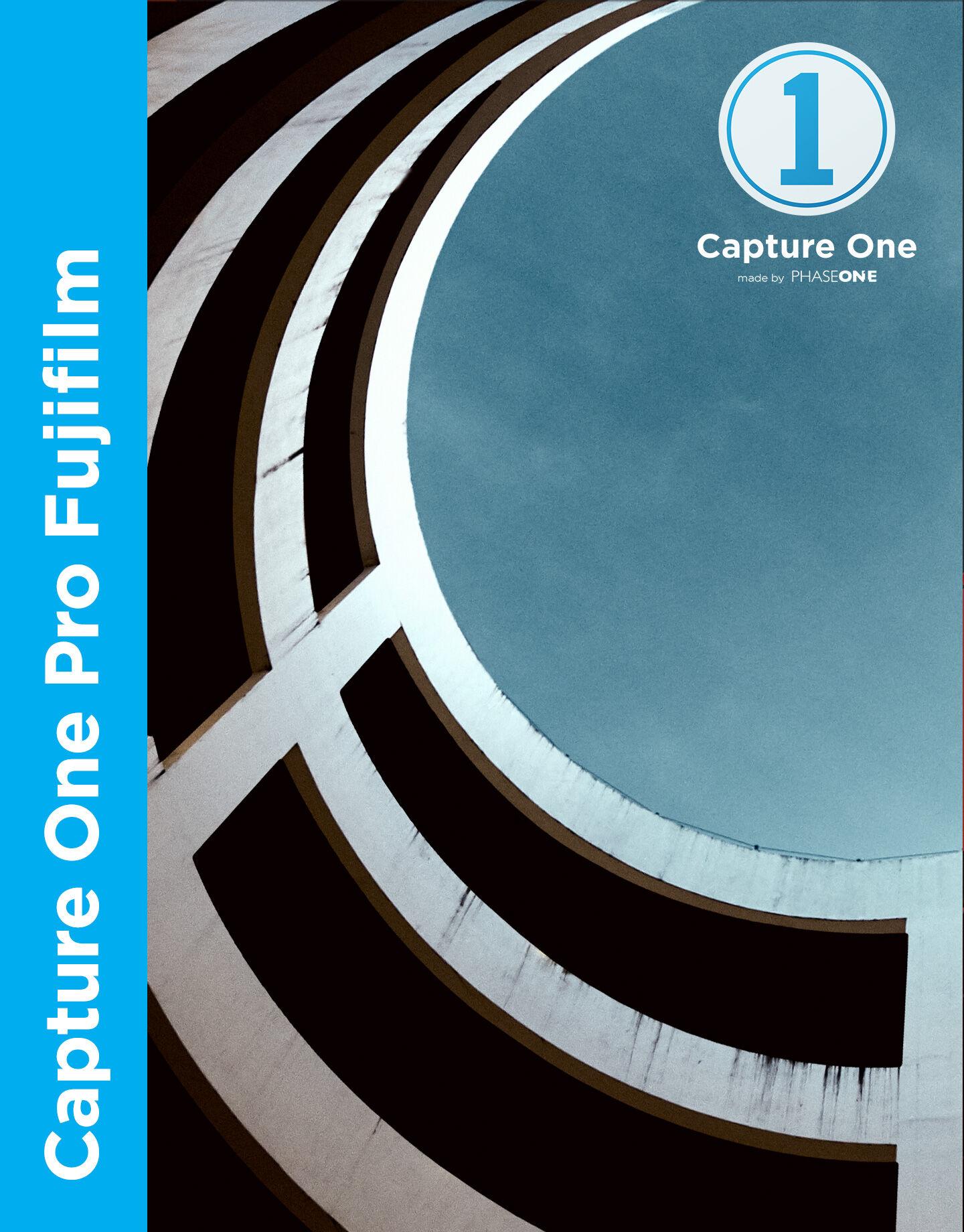 Phase One Capture One Pro 12 for Fuji Fysisk lisensnøkkel