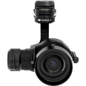 DJI ZenMuse X5 Kamera og objektiv Med DJI 15mm f/1.7 objektiv