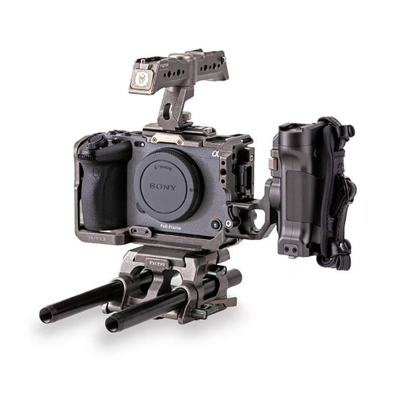 Tilta Pro Kit For Sony Fx3 Cage. Tactical Grey