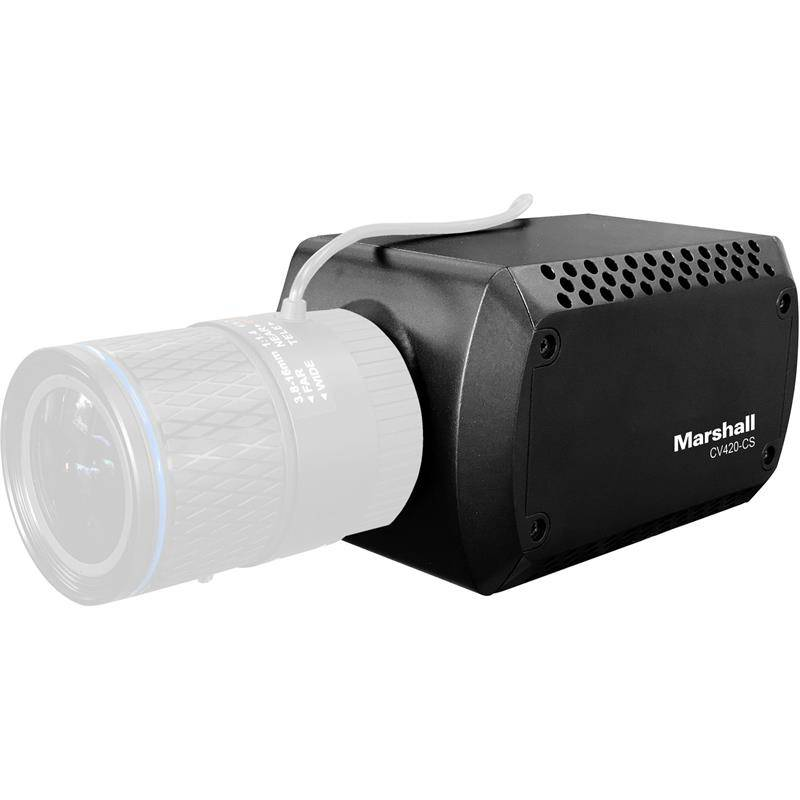 Marshall Cv420-Cs Compact Broad Kamera Cs - Mount 12g Sdi & Hdmi Uten Linse
