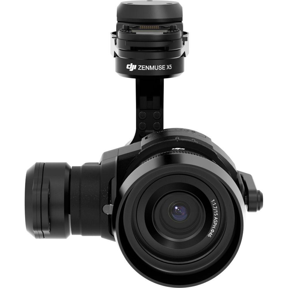 DJI ZenMuse X5 Kamera Uten objektiv