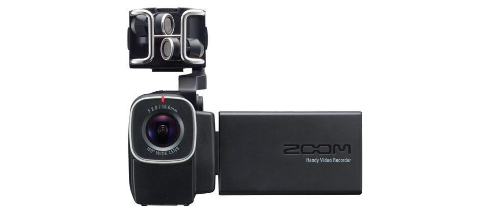 Zoom Q8 Handy Video Recorder Video Kamera