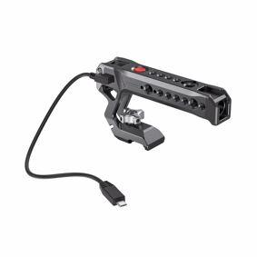 Smallrig 2670 Nato Top Handle Remote Grep Start/stop Remote Trigger For Sony