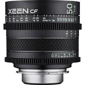 Samyang Xeen Cf 50mm T1.5 For Sony E