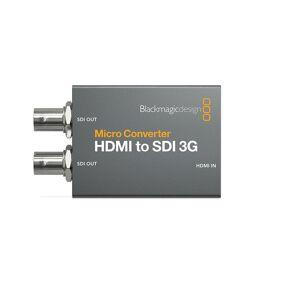 Blackmagic Micro Converter Hdmi-Sdi 3g Uten Strømadapter Usb-C Type