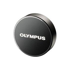 Olympus Lc-61 Objektivdeksel Sort Metall For 75mm F/1.9