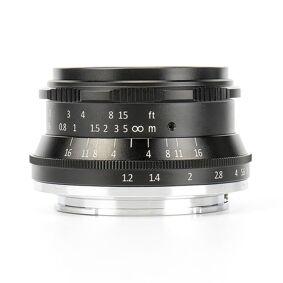 7artisans 35mm F/1.2 Ii Mft Micro Four Thirds. Sort