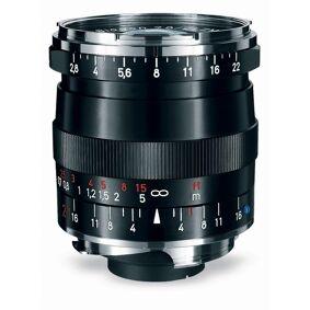 Carl Zeiss Biogon T* 21mm F/2.8 Zm  Sort Til Leica M
