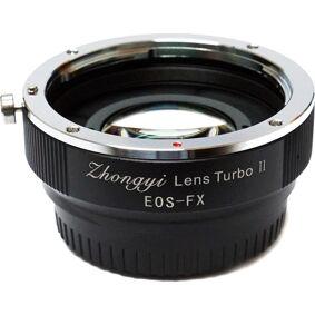Mitakon Canon Ef Til Fujifilm X Turbo Adapter Mark Ii
