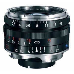 Carl Zeiss C Biogon T* 35mm F/2.8 Zm Sort Til Leica M
