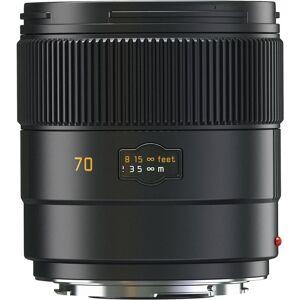 Leica Summarit-S 70mm F/2,5 Asph.Cs Inkl. Motlysblender, Filterfatning 82mm