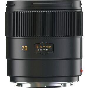 Leica Summarit-S F2.5/70mm Asph Inkl. Motlysblender, Filterfatning 82mm