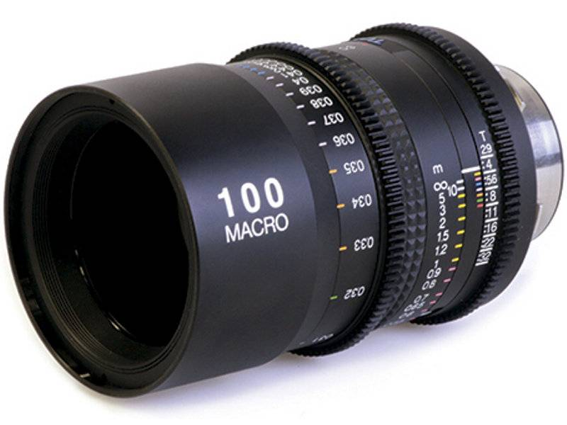 Tokina 100mm Macro T2,9 Cinema For Canon EF fatning