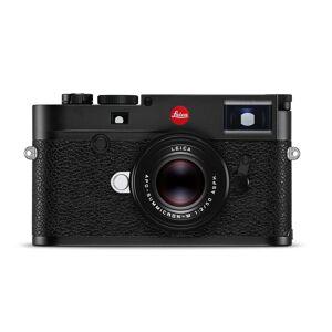 Leica M10 Sort