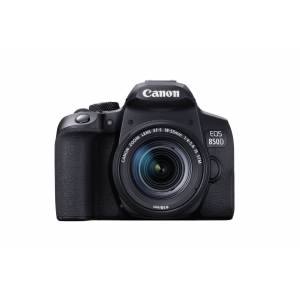 Canon EOS 850D Kit med 18-55mm EF-S 18-55mm f4-5.6 IS STM