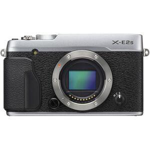 Fujifilm X-E2S Sølv 16M X-Trans CMOS II APS-C, 2.36Mpix EVF,