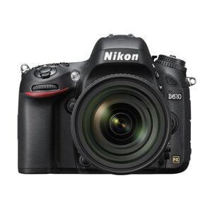 Nikon D610 Sort Kit  + 24-85mm VR KIT