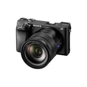 Sony A6300 Kit Sort + 16-70mm f/4,0 ZA OSS Vario-Tessar T
