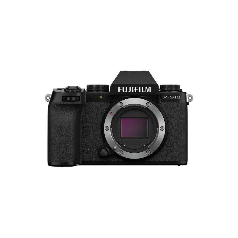 Fujifilm X-S10 Body Kamerahus Sort