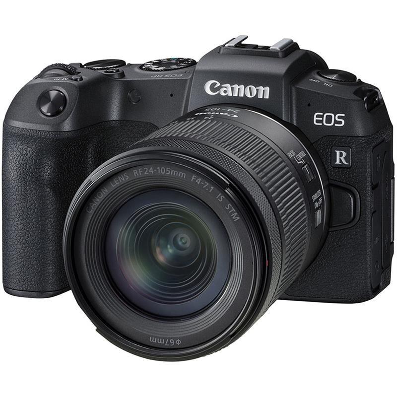 Canon Eos Rp + Rf 24-105mm F4.0-7.1
