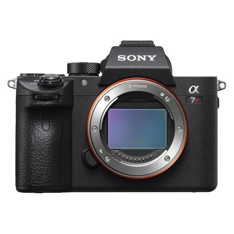Sony A7r Iii A Kamerahus Bakbelyst Cmos 42,4 Megapiksel