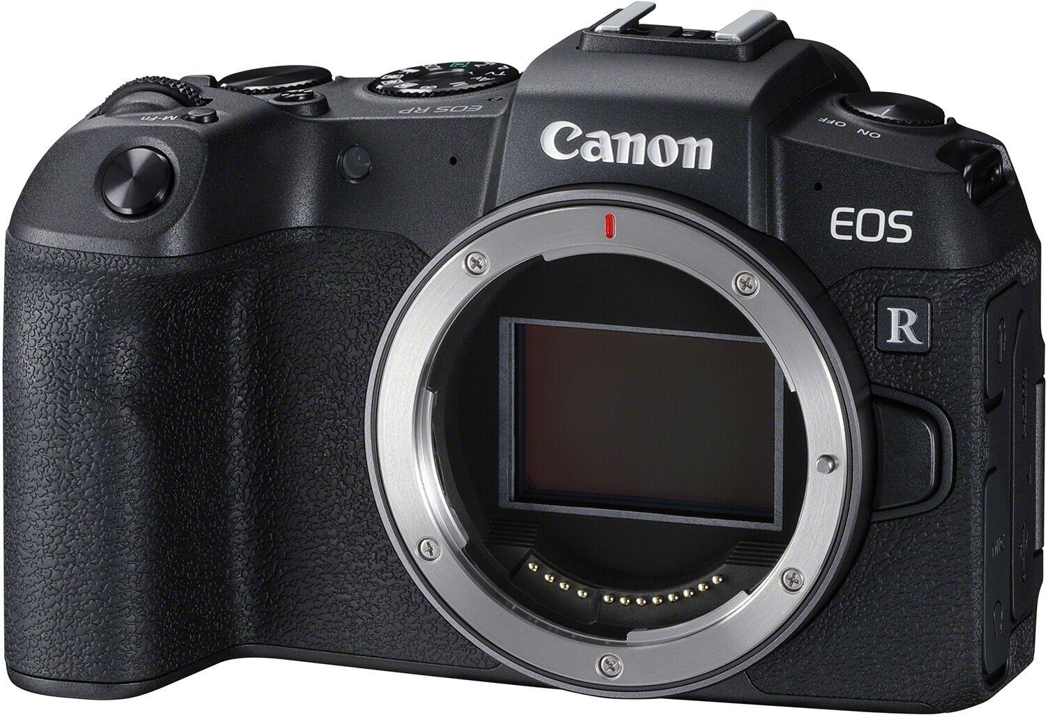 Canon EOS RP + Adapter Speilløst systemkamera