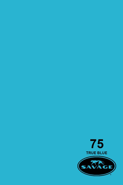Savage True Blue 2,71m x 11m Bakgrunnspapir